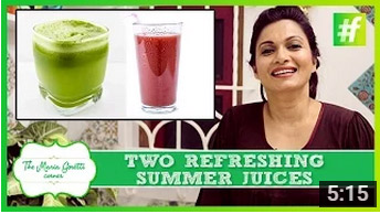 Healthy Juices Video