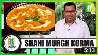 Shahi Murg Korma