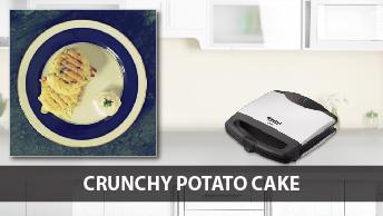 Crunchy Potato Cake
