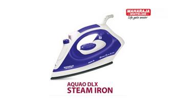 Aquao Dlx Steam Iron