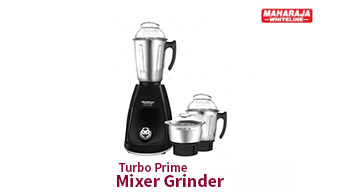 Turbo Prime Mixer Grinder