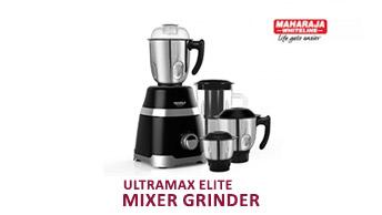Ultramax Elite Mixer Grinder