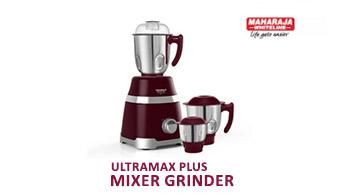 Ultramax Plus Mixer Grinder